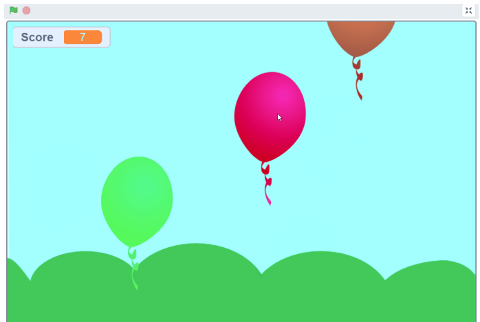 scratch clicker game example