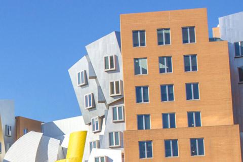 A photo of MIT Campus