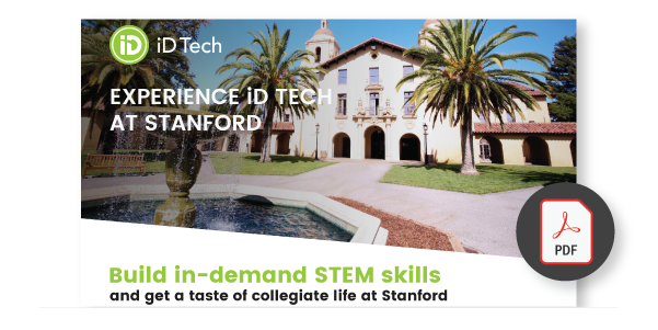 Stanford Summer Tech Camps & STEM Programs 2019 | Bay Area