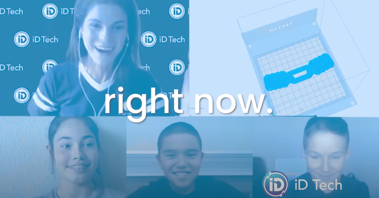 iD Tech in action