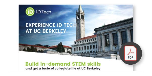 UC Berkeley Summer Camps | Coding, Robotics, STEM | Kids