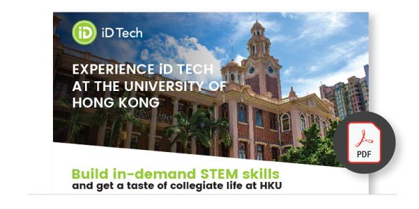 Coding, Robotics, STEM Summer Camps at University of Hong