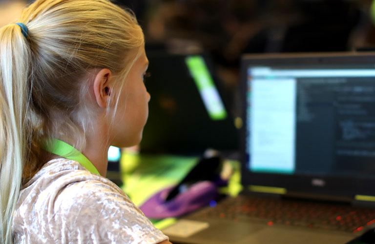Computer & Tech Classes for Kids & Teens   2019   Coding