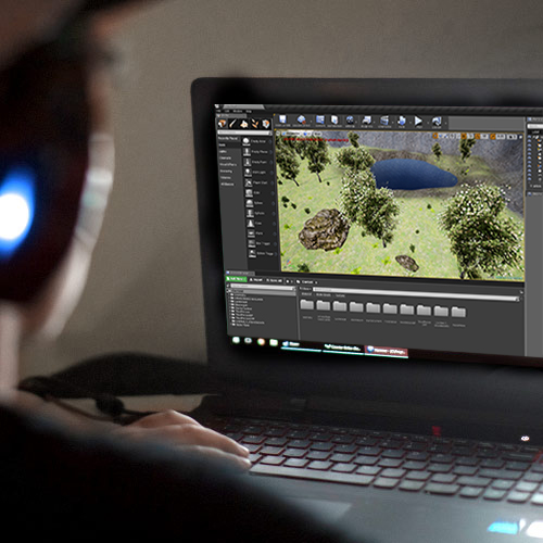fortnite camp and unreal engine level design - pallo fortnite