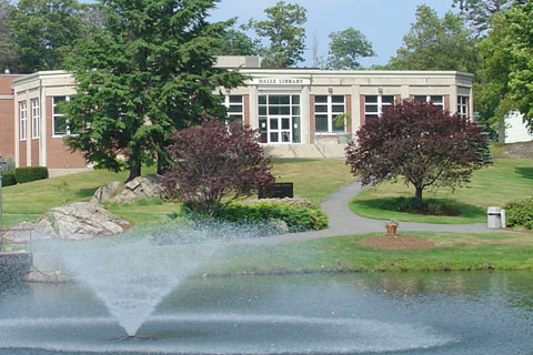 A photo of Endicott College