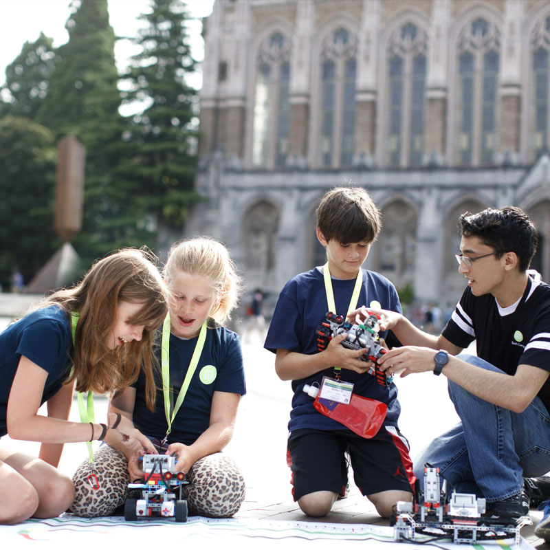 STEM Summer Camps & Resources For Kids & Teens