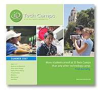 iD Tech Camps 2007 Course Catalog