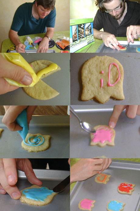 Recipe for Pacman Cookies