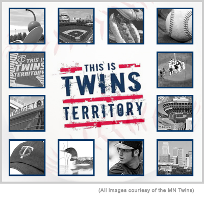 This is Twins Territory Photo Collage