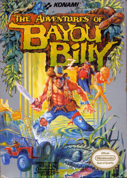 Bayou Billy (Video Game)