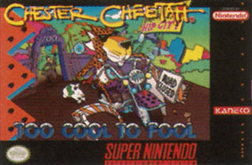 Chester Cheetah: Too Cool to Fool (Video Game)