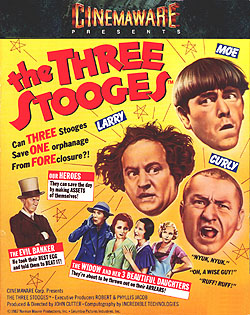 The Three Stooges (Video Game)