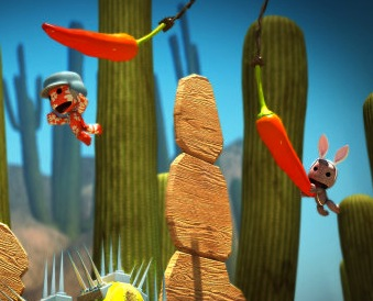 Screenshot LittleBigPlanet Platform Game