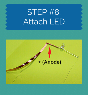 DIY: How to Make an Electronic Greeting Card | iD Tech Hallmark Light Led Wiring Diagram on