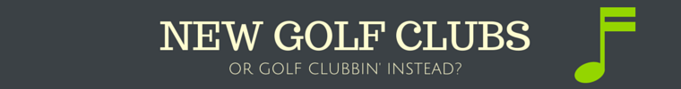 Father's Day Golf Club Header