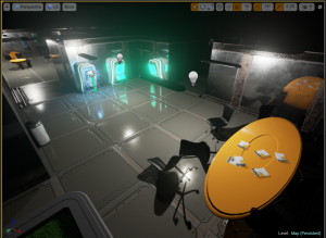 camper, project, camper project, unreal engine, game design