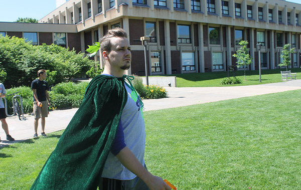 iD Tech Superhero Camp Instructor