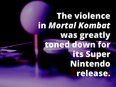 Video Game Facts Mortal Kombat II