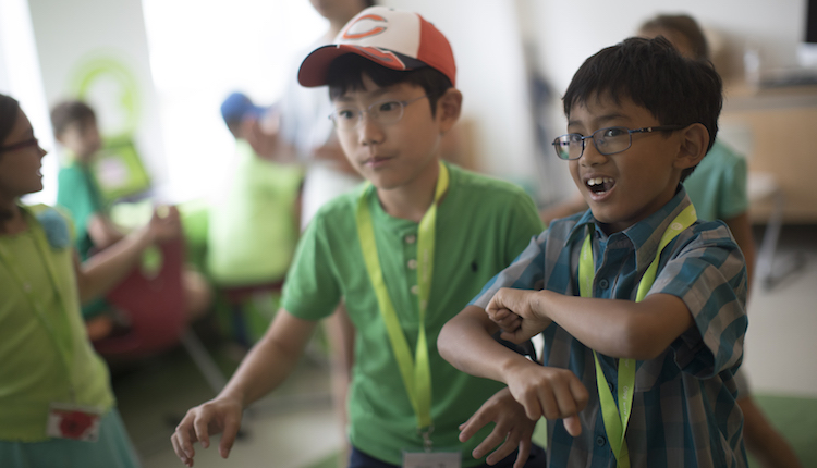 Trò chơi điện tử hoạt động dành cho trẻ em