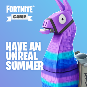 Unreal Summer Fortnite